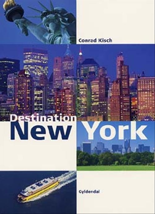 Destination New York (Bog)