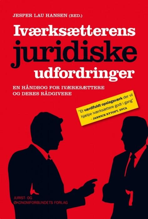 Iværksætterens juridiske udfordringer (Bog)