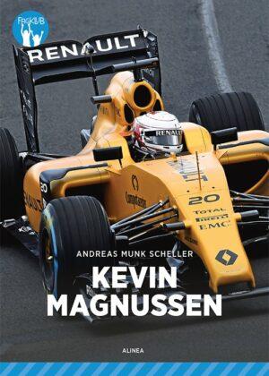 Kevin Magnussen - Blå Fagklub - Andreas Munk Scheller - Bog