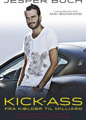 Kick-ass - Biografi - Jesper Buch - Bog
