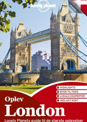 Oplev London (Lonely Planet) (Bog)
