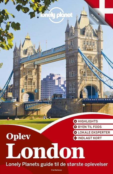 Oplev London (Lonely Planet) (Bog)