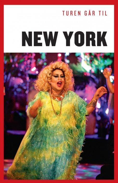 Turen går til New York (Bog)