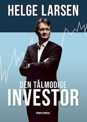 Den tålmodige investor-Helge Larsen-Bog