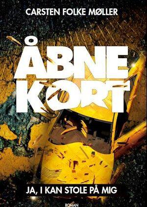 Åbne kort-Carsten Folke Møller-Bog
