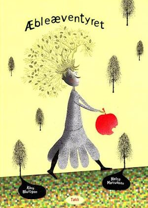 Æbleæventyret-Kåre Bluitgen-Bog