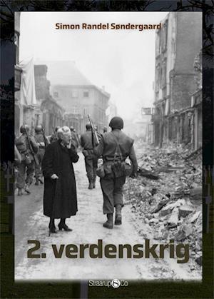 2. verdenskrig-Simon Randel Søndergaard-Bog