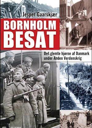 Bornholm besat-Jesper Gaarskjær-Bog