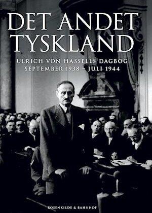 Det andet Tyskland-Ulrich Von Hassell-E-bog