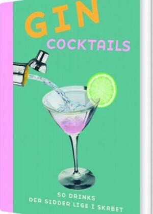 Gin Cocktails - Legind A/s - Bog