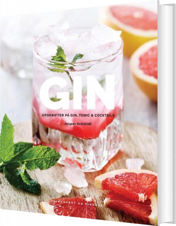 Gin - Jesper Schmidt - Bog