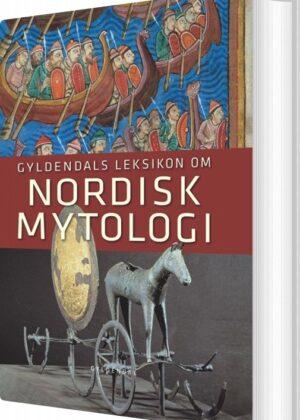 Gyldendals Leksikon Om Nordisk Mytologi - Finn Stefansson - Bog
