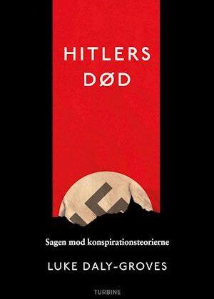 Hitlers død-Luke Daly-groves-Bog
