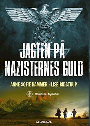 Jagten på nazisternes guld-Lise Bidstrup-Bog