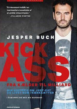 Kick-ass-Jesper Buch-Bog