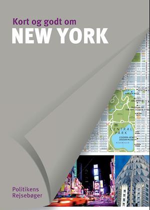 Kort og godt om New York-Raphaëlle Vinon-Bog