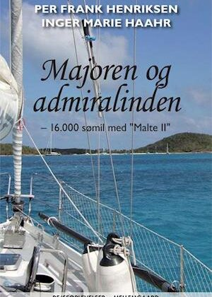 Majoren og admiralinden-Per Frank Henriksen-E-bog