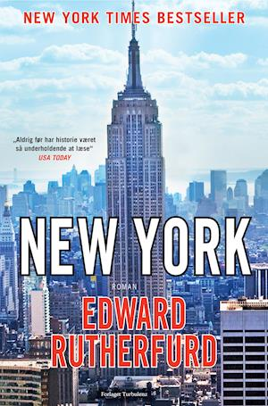 New York-Edward Rutherfurd-E-bog