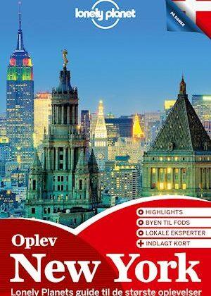 Oplev New York-Lonely Planet-Bog