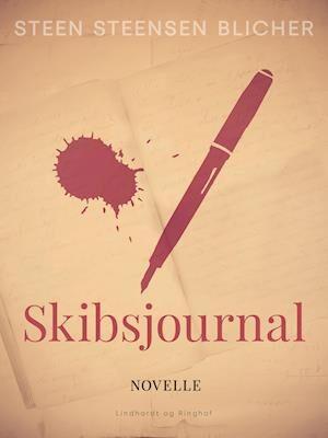 Skibsjournal-Steen Steensen Blicher-E-bog