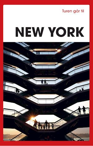 Turen går til New York-Minna Skau-Bog