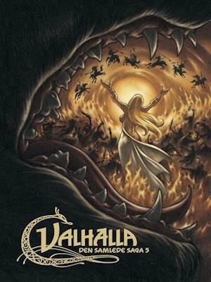 Valhalla- Balladen om Balder - Muren - Vølvens syner-Peter Madsen-Bog