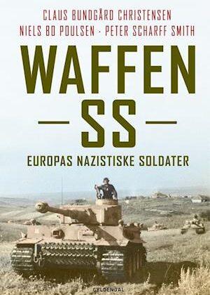 Waffen-SS-Claus Bundgård Christensen-Bog